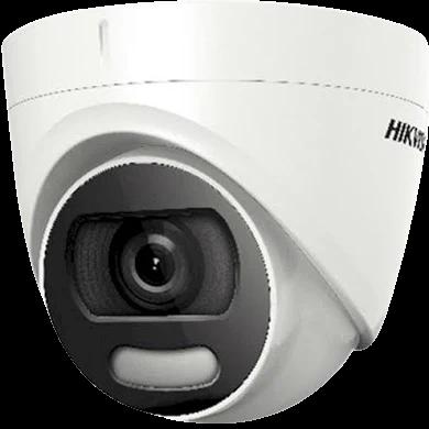 5 MP ColorVu PoC Fixed Turret Camera